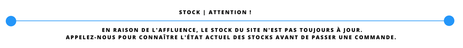 Stock - Attention