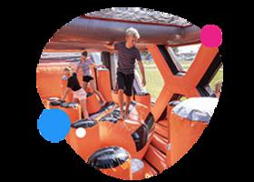 JB Inflatables Meppel, Leverancier Opblaasbare Attracties en Springkussens ook voor Maatwerk
