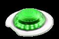 IPS lamp groen