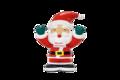 te koop opblaasbare zwaaiende kerstman