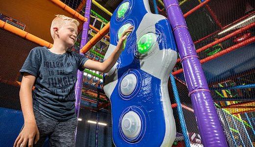 IPS of Interactive PlaySystems; Interactieve Opblaasbare Spellen Kopen voor al je inflatables. Exclusief bij JB Inflatables