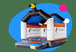 JB Inflatables Meppel, Maatwerk Springkussens Bestellen bij Dé Springkussen Leverancier