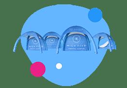 JB Inflatables Meppel, Leverancier Promotie Tenten, Opblaasbare Attracties en Springkussens