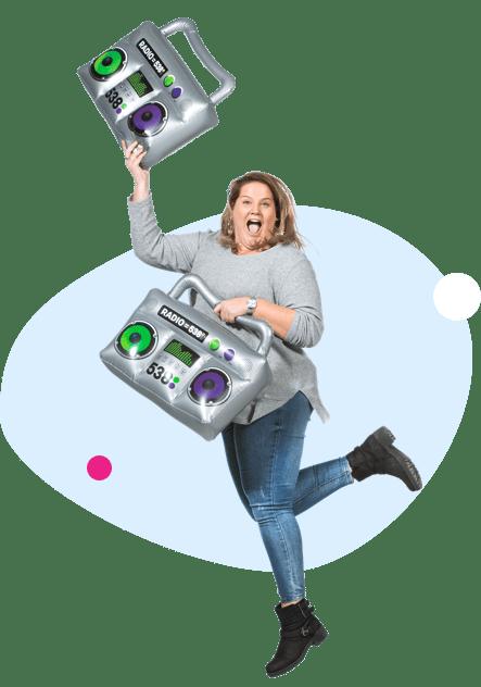 Service van JB Inflatables; Dé Springkussen fabrikant van Nederland. Koop inflatables en Springkussens online. Goede Service & Garantie