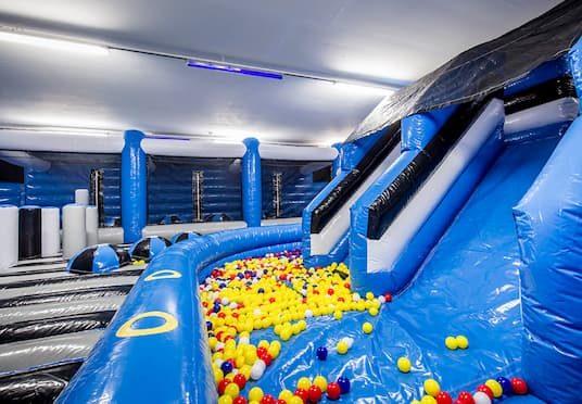 Inflatable Parks; Kwaliteit Indoor Opblaasbare Parken voor Buiten en Binnen Speelparken Kopen van JB Inflatables