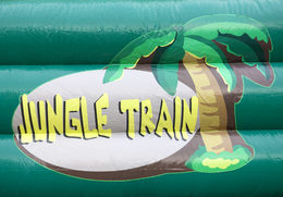 Jungle Trein Tunnel