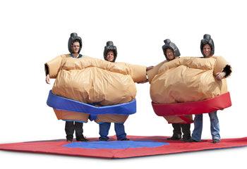 Sumo pakken volwassenen tweeling