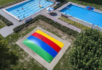 airmountain zwembad de tippe