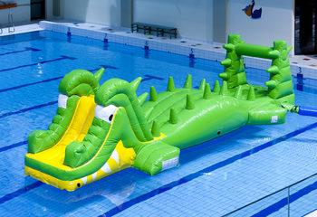 Zwembad Krokodil Run