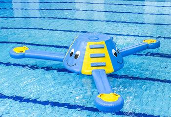 Zwembad speeleiland octopus