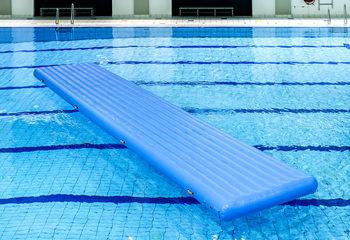 Waterloopmat zwembad