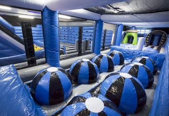 Maatwerk Indoor speel park Area 50 Jump