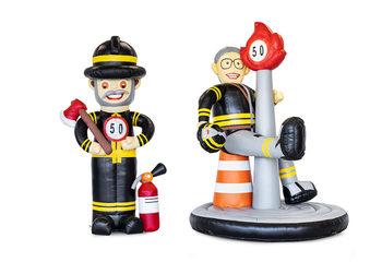 Sarah en Abraham brandweer set