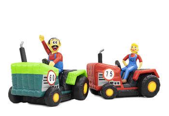 Sarah en Abraham Tractor