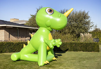 Bubble Cannon Dino