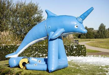 Bubble Cannon Dolphin