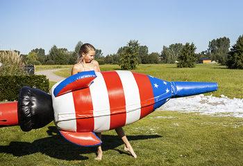 Bubble Shooter USA
