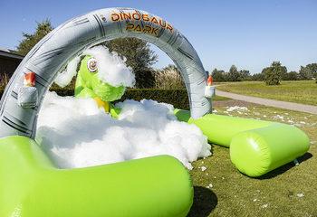 Bubble Park Dino