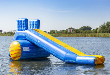 jb waterplay elementen logslide