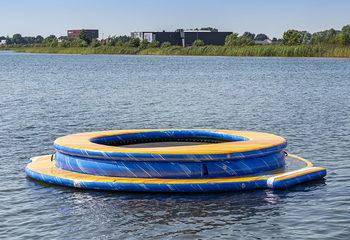 jb waterplay elementen aquatrampoline-round