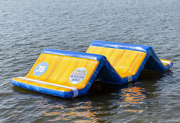 jb waterplay elementen floatpanel mountain hopper