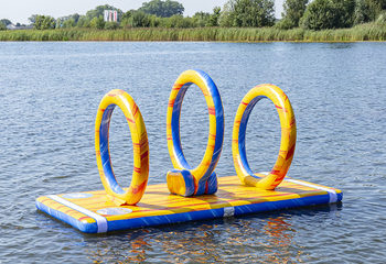 jb-waterplay onderdelen floatpanel hoops