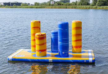 jb waterplay elementen floatpanel barricade