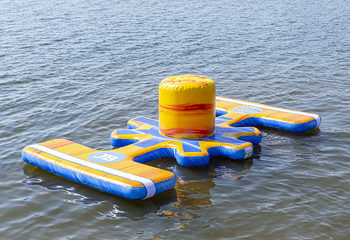JB waterplay elementen floatpanel star