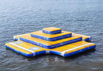 jb waterplay elementen crossfloat pyramid