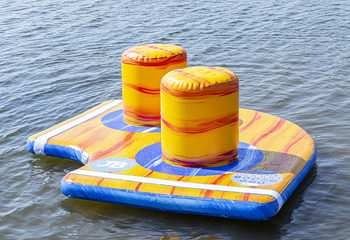 jb-waterplay onderdelen cornerfloat double barricade