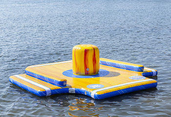 jb waterplay elementen crossfloat barricade