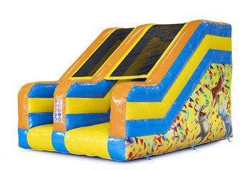 M slide party