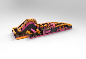 Inflatable park XL53