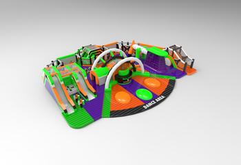 Inflatable park XL31