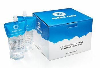 Bubble vloeibaar doos met zakjes kopen