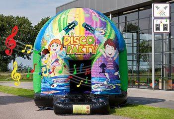 Bestel multi-thema 3,5m springkussen voor kinderen. Koop opblaasbare springkussens bij JB Inflatables Nederland