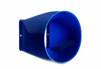 Blauw blowerkapje kopen voor inflatable opblaasbaar springkussen