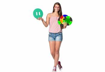 Spothouder set IPS interactive play systems interactief spel kopen voor inflatable opblaasbaar springkussen voor kinderen