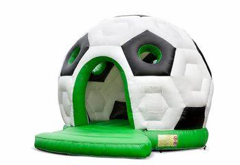 Koop springkussens in de vorm van een enorme voetbal bij JB Inflatables Nederland. Bestel springkussens online bij JB Inflatables Nederland