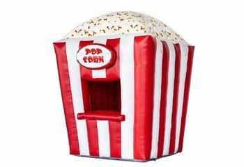 Opblaasbare foodtruck popcorn stand kopen