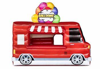 Opblaasbare foodtruck balloons kopen