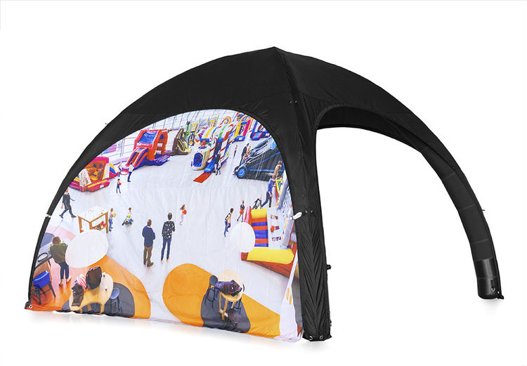 Promo Dome Tent - Side Wall met print