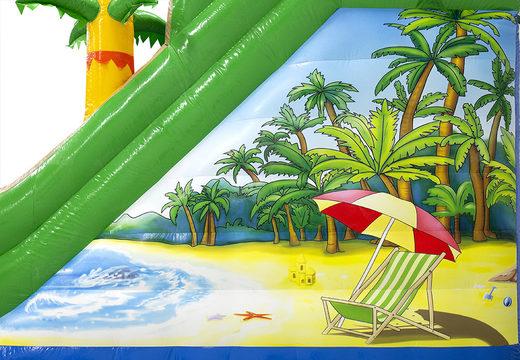 beach slide
