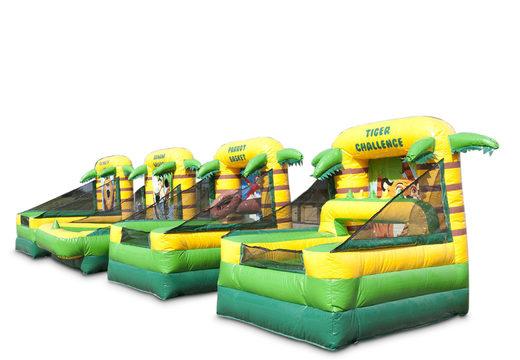 Kinderspelen Jungle