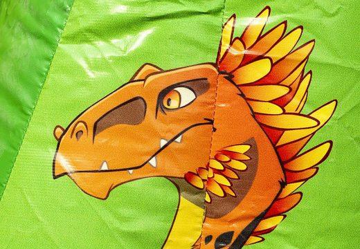 Acquistare un saltarello gonfiabile piccolo con tetto tema dinosauro
