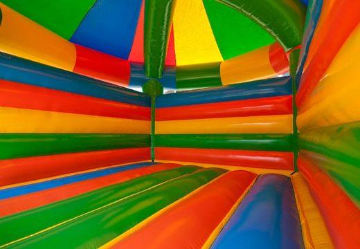 Super carrousel springkussen overdekt kopen voor kinderen. Bestel springkussens online bij JB Inflatables Nederland