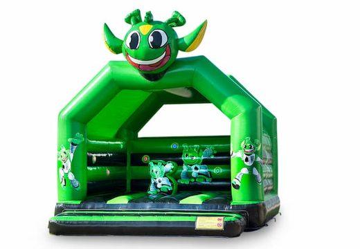 Uniek interactieve super springkussen overdekt kopen voor kinderen. Bestel springkussens online bij JB Inflatables Nederland