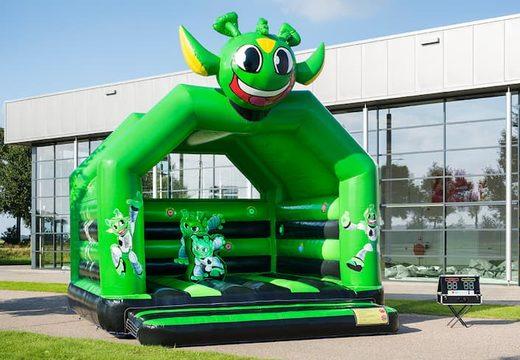 Groot interactieve super springkasteel overdekt kopen voor kinderen. Koop springkastelen online bij JB Inflatables Nederland
