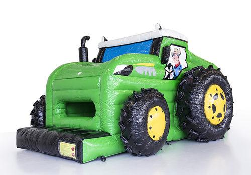 Op maat gemaakte stormbaan tractor