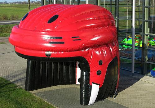 Opblaasbare Hockey helm tent